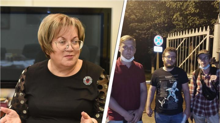 «Никто не работает с оппозицией»: Мерзлякова раскритиковала власти за задержания сборщиков подписей