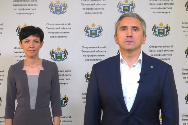 Губернатор привел пять решений, которые помогут жителям Тюменской области оперативно получать медицинскую помощь