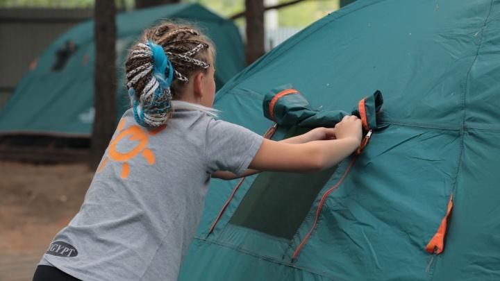 Камеры для дезинфекции и термометрия два раза в день — как будут работать новосибирские лагеря для детей