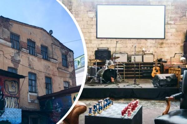 Здание золотосплавочной лаборатории хотят объединить с соседним объектом культурного наследия на Пролетарской, 3