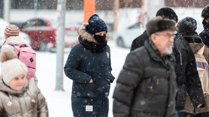 В Кузбассе жители 17 территорий заболели COVID-19. Лидером снова стал Новокузнецк