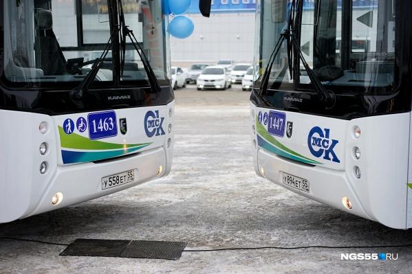 20 метановых НефАЗов стали первыми новыми муниципальными автобусами большого класса за три года