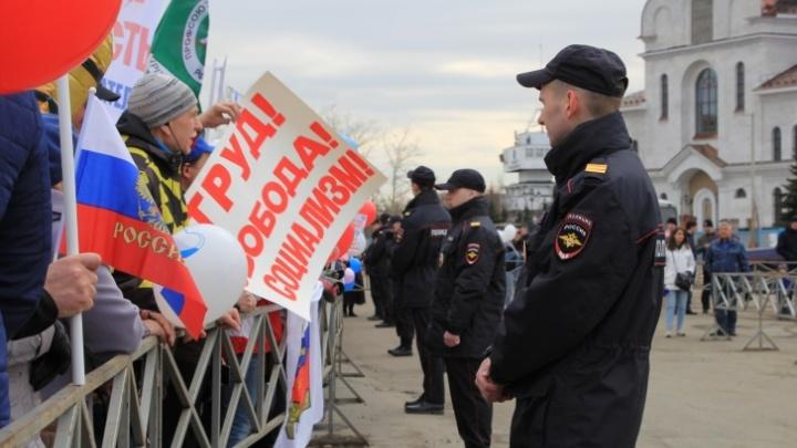 Архангельские депутаты хотят изменить областной закон о митингах и демонстрациях