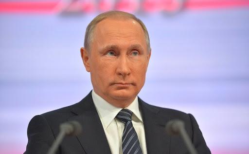 Владимир Путин отправился в командировку. В маршруте — Тобольск