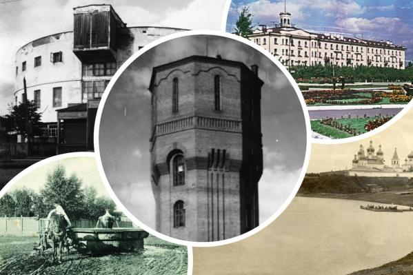 Благоустроенным и комфортным городом Тюмень стала совсем недавно