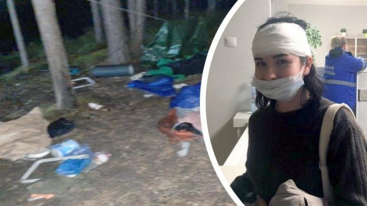Избитым в лесу политическим активистам отказали в возбуждении уголовного дела по странной причине
