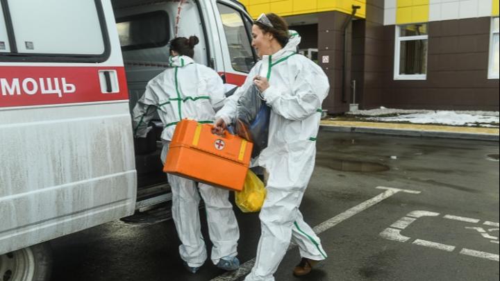 За сутки в Свердловской области обнаружили еще 59 случаев коронавируса