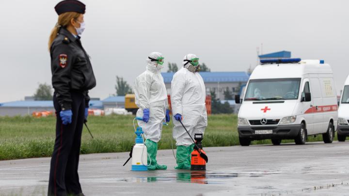 Двое погибших, 145 заболевших: коронавирус бьёт страшные рекорды в Волгограде и области