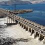 «Красиво и страшно»: житель Самары снял на видео с высоты сброс воды на Жигулевской ГЭС