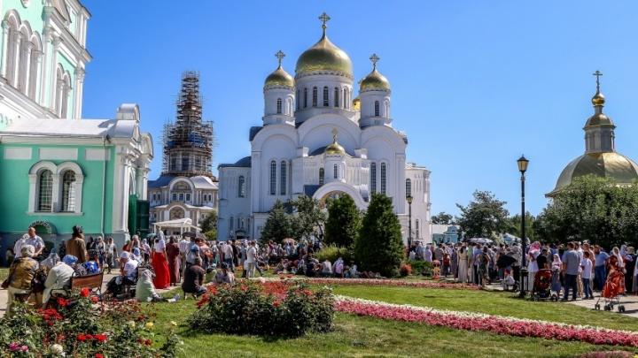 Областное правительство выделит почти три миллиона на православные торжества в карантинном Дивееве