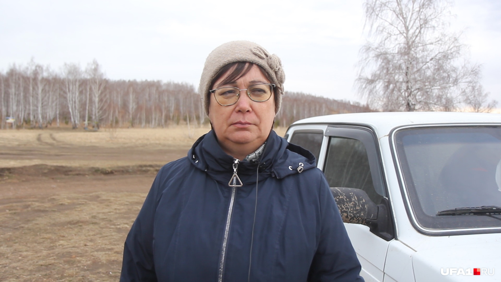 Илюза Галиакберова полагает, что над деревьями поработали профессионалы