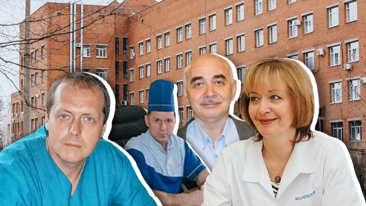 Путин наградил орденами четырёх врачей из Ярославской области