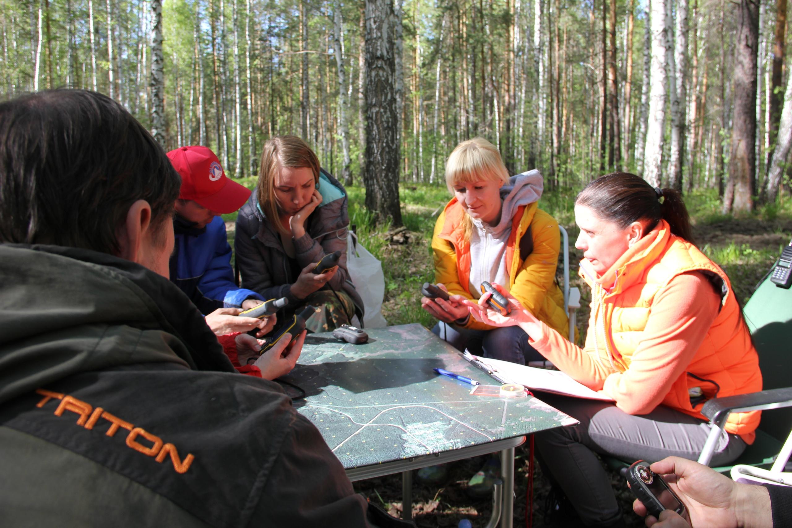 Зимой заявок на поиски в лесу почти не поступает