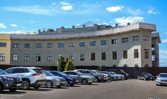 Нижегородское правительство потратит на декор фасадов своего дворца 85 млн рублей