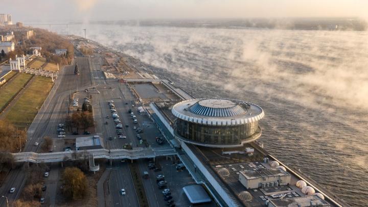 Грядет потепление: смотрим погоду в Волгограде на остаток недели