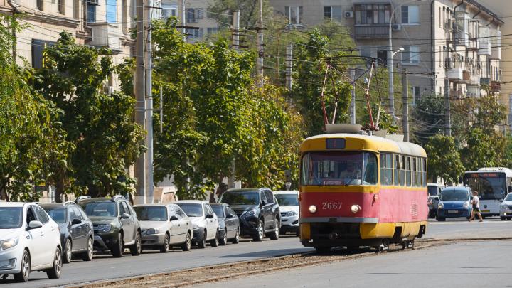За волгоградский трамвай № 1 вступилось общероссийское объединение пассажиров