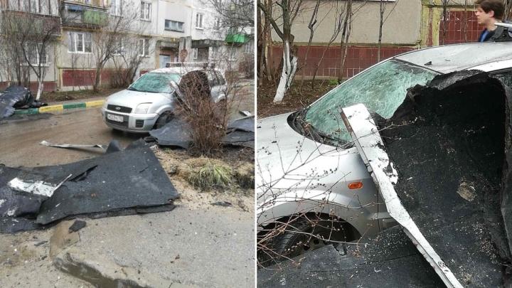 Ураган в Нижнем Новгороде: следим за последствиями онлайн