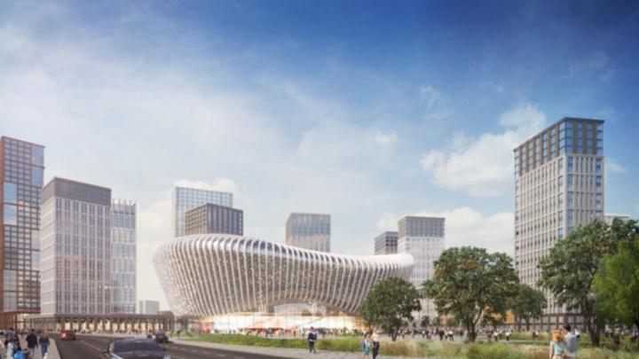 Власти ищут проектировщика нового концертно-спортивного комплекса возле ДКЖ