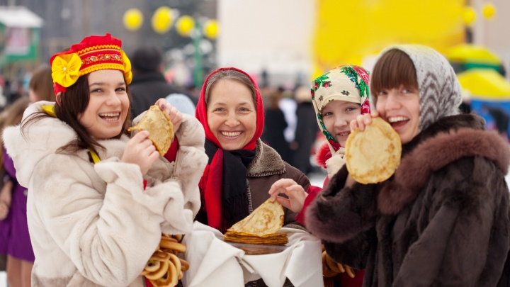У гипермаркета «Лента» откроется городская ярмарка в честь Масленицы