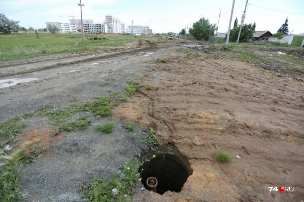 Отсутствие дорог в Чурилово — давняя проблема. В ближайшие два года ситуацию собираются изменить