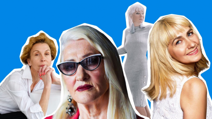 Кокетка за 70: красотки-модели в возрасте — о вкусовых привычках, заработке на морщинах и изменах мужей