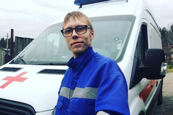 Аркадий был водителем одной из аутсорсинговых скорых