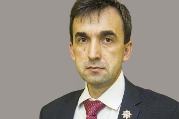 Игорь Малахов — министр финансов Кемеровской области