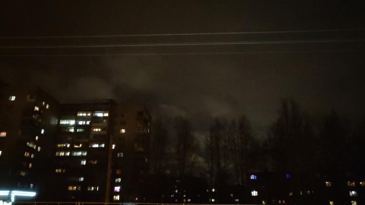 Берегите ноги и авто: целый район в Ярославле остался без света