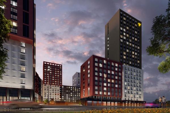ЖК «Новатор» — это новейшие тенденции архитектурных и строительных трендов