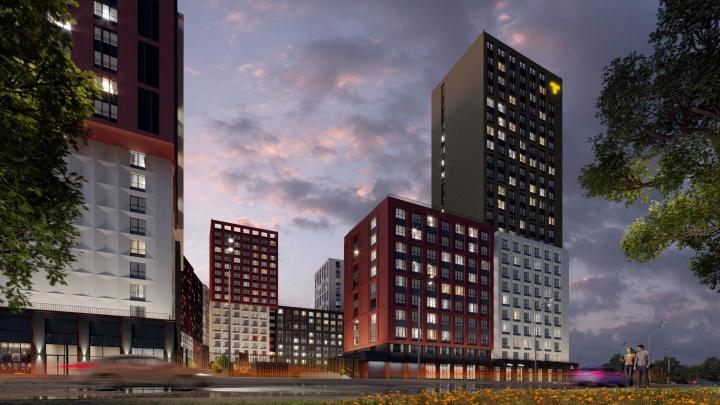 В Уфе построят первый жилой комплекс комфорт-класса с системой внутреннего кондиционирования