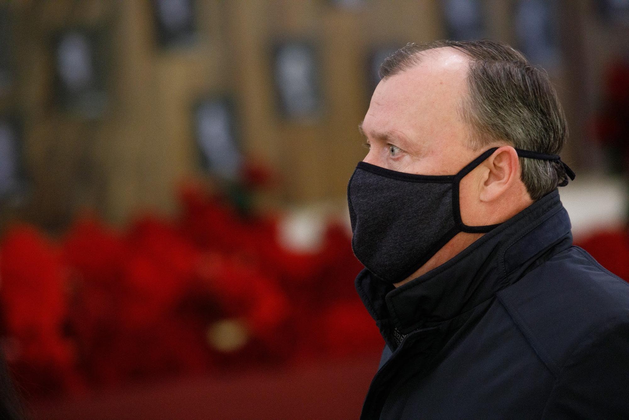 Вице-губернатор Свердловской области Алексей Орлов