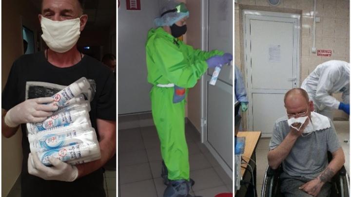 В центре «Милосердие» рассказали, как будут работать после обнаружения 16 заболевших COVID-19