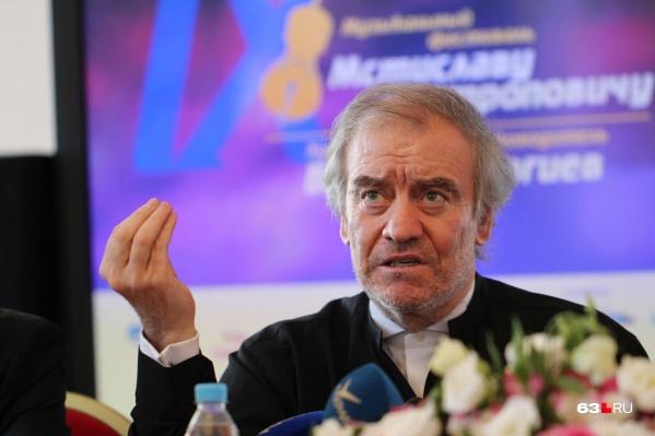 Маэстро Гергиев порадует своих поклонников в Самаре особенными программами
