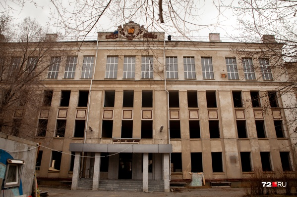 Старое здание школы снесли во время карантина