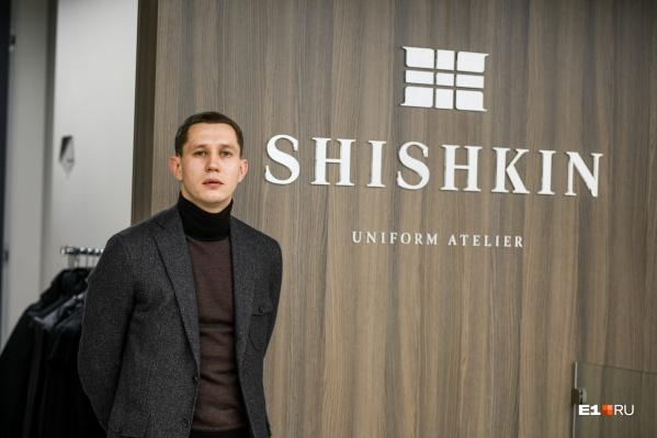 Дмитрий Шишкин запустил первую цифровую швейную фабрику в России