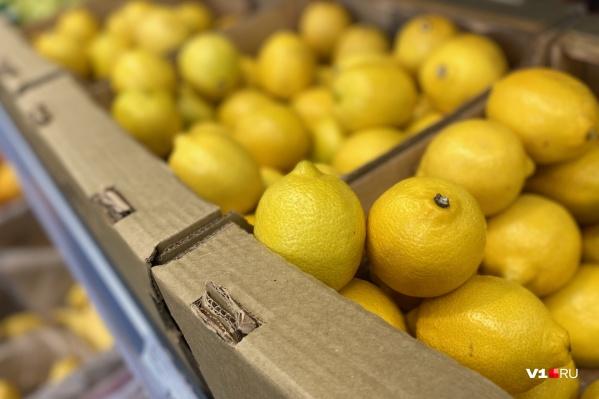 В начале апреля в регионе резко взлетели цены на богатые витаминами фрукты и овощи
