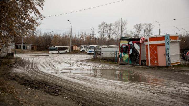В Новосибирске отменили автобусы до садовых обществ
