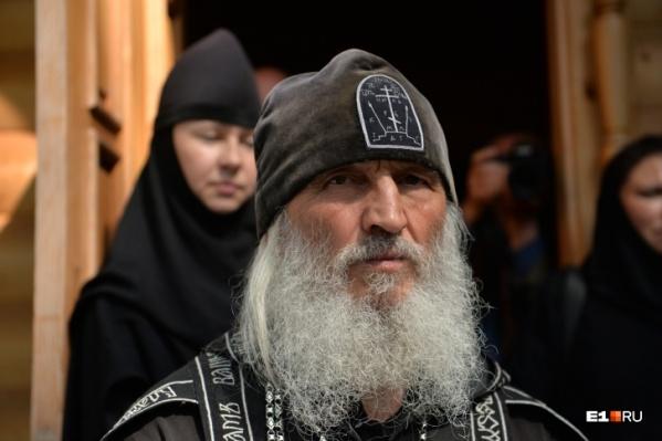 Сергий обвинил владыку в организации церковного раскола