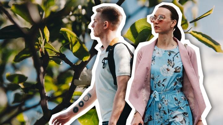 Тюмень цветущая: самый красивый фоторепортаж этой весны, который вам понравится