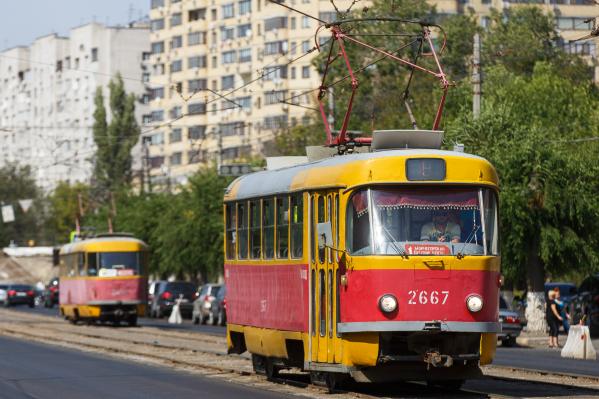 """Трамвай маршрута <nobr class=""""_"""">№ 1</nobr> окончательно ушел в историю"""