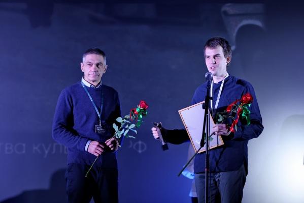 Вадим Кеосьян получал приз вместе режиссером Константином Селиным