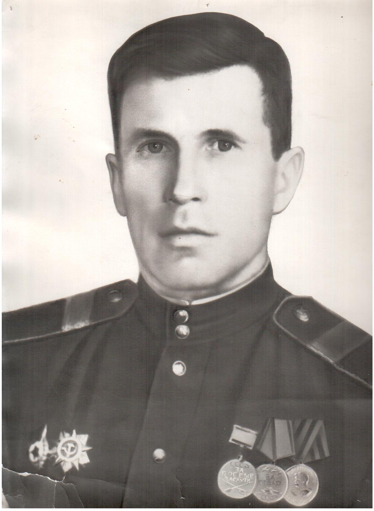 Старший сержант Калинин не раз за время войны проявил героизм