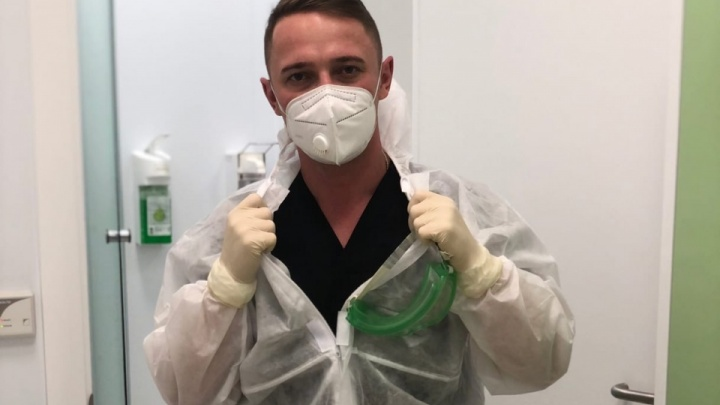 Врач COVID-госпиталя в Зубово выпустил подробную инструкцию по борьбе с коронавирусом