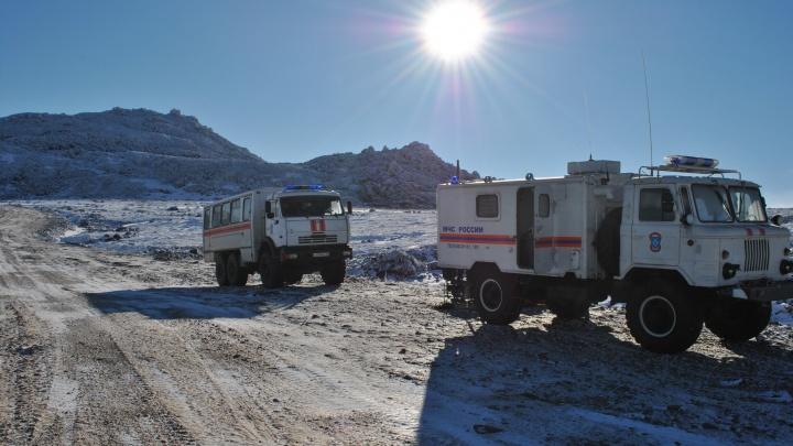 Запускали беспилотник: спасатели рассказали, как искали православного активиста в горах северного Урала