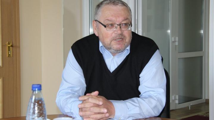 «Вы называете ошибками преступления»: большое интервью с руководителем красноярского «Мемориала» о репрессиях