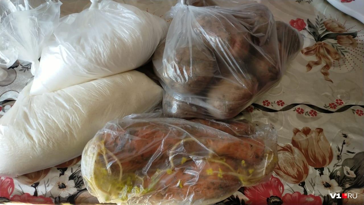 Волгоград — антилидер по составу коробок с питанием для малоимущих