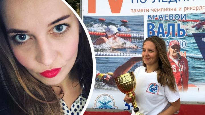 «Хотят сразу затащить в постель»: профессиональная моржиха ищет свою любовь — она мечтает вместе заниматься спортом