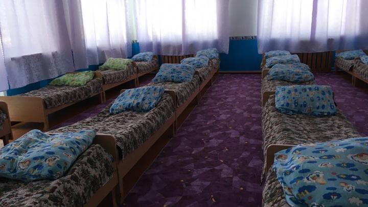 В Курганской области на неделю закрывают детсады
