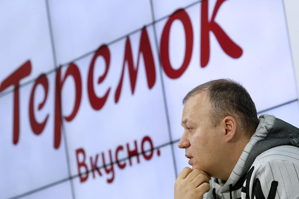 Основатель и управляющий ресторанами «Теремок» Михаил Гончаров