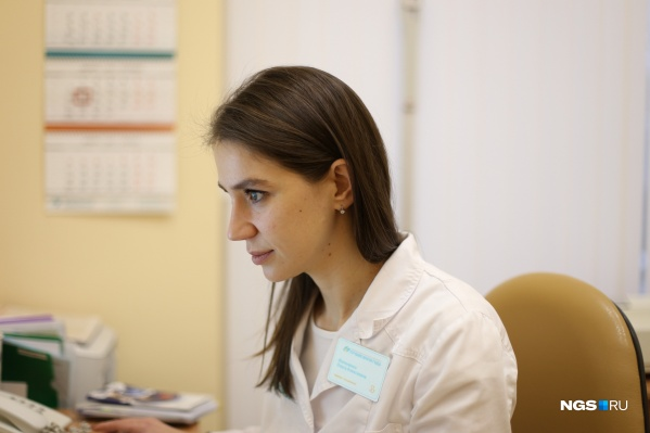 Ольга Филоненко консультирует пациентов с коронавирусом в онлайн-режиме